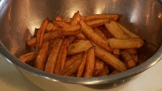 Secret To Perfect French Fries With Chef Ludo Lefebvre