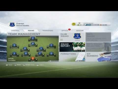 Fifa 2014 - Career mode #8 : Santon s-a intors
