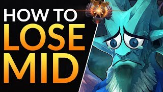 Pro Coach DESTROYS A MID Leshrac - HUGE MISTAKES and Pro Gameplay Tips   Dota 2 Coaching Guide