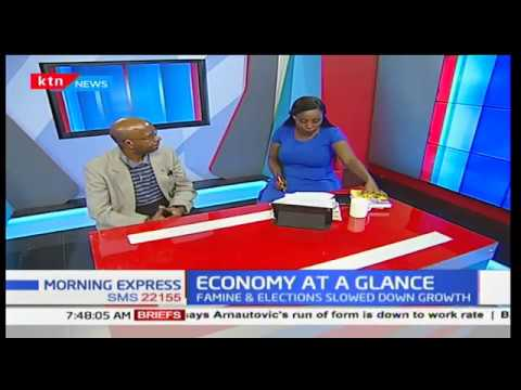Economy at a Glance:Kenya's economy remains resilient,economy poised to  grow by 6%