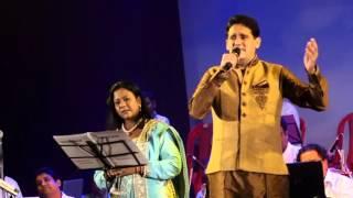 Dr Rahul Joshi & Shailaja Subramanian sing Dil hai Ke Maanta Nahin...in Presence of Shrawan ji