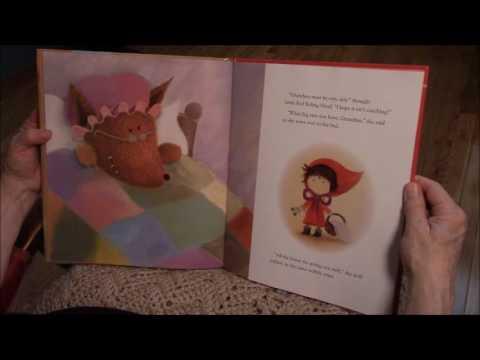 Little Red Riding Hood Children's Book