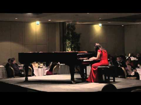Franz Liszt 'Consolation No 3 In D Flat Major' Performed By GéNIA