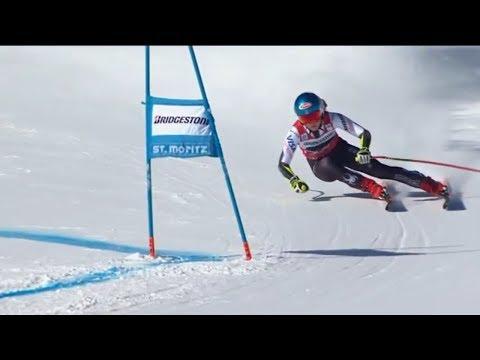 M. SHIFFRIN - SUPER-G   St. Moritz