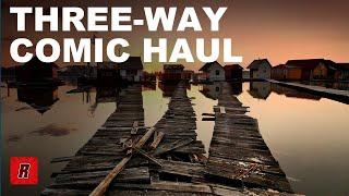 3-Way Comic Haul   Comic Books   Comic Collecting