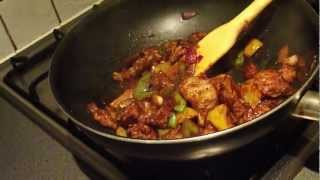 Cauliflower Manchurian - dry and gravy