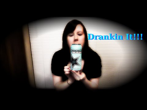 Drankin It!!! ROCKSTAR Pina Colada!!!