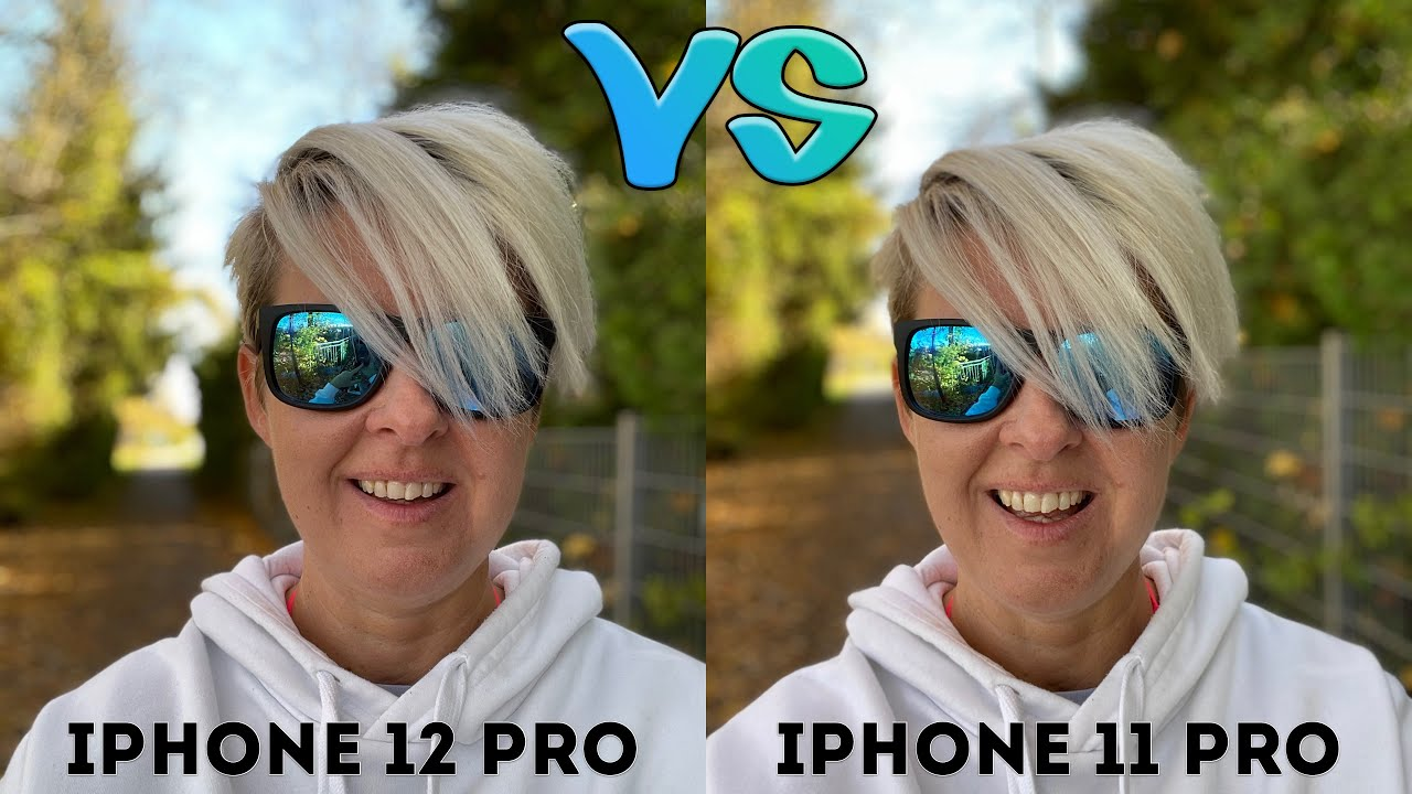 iPhone 12 Pro vs iPhone 11 Pro - (FULL CAMERA COMPARISON / REVIEW) - Hard to recommend!