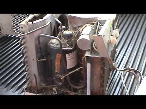 Broken Whirlpool Window Air Conditioner Youtube