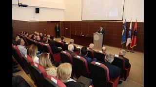 Akademi perkujtimore  kushtuar Prof. Latif Berisha