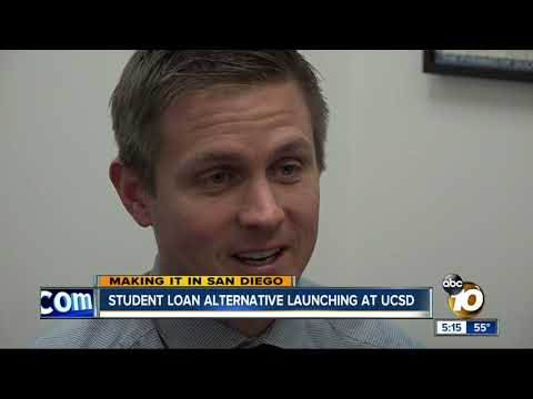 Student loan alternative launching at UC San Diego