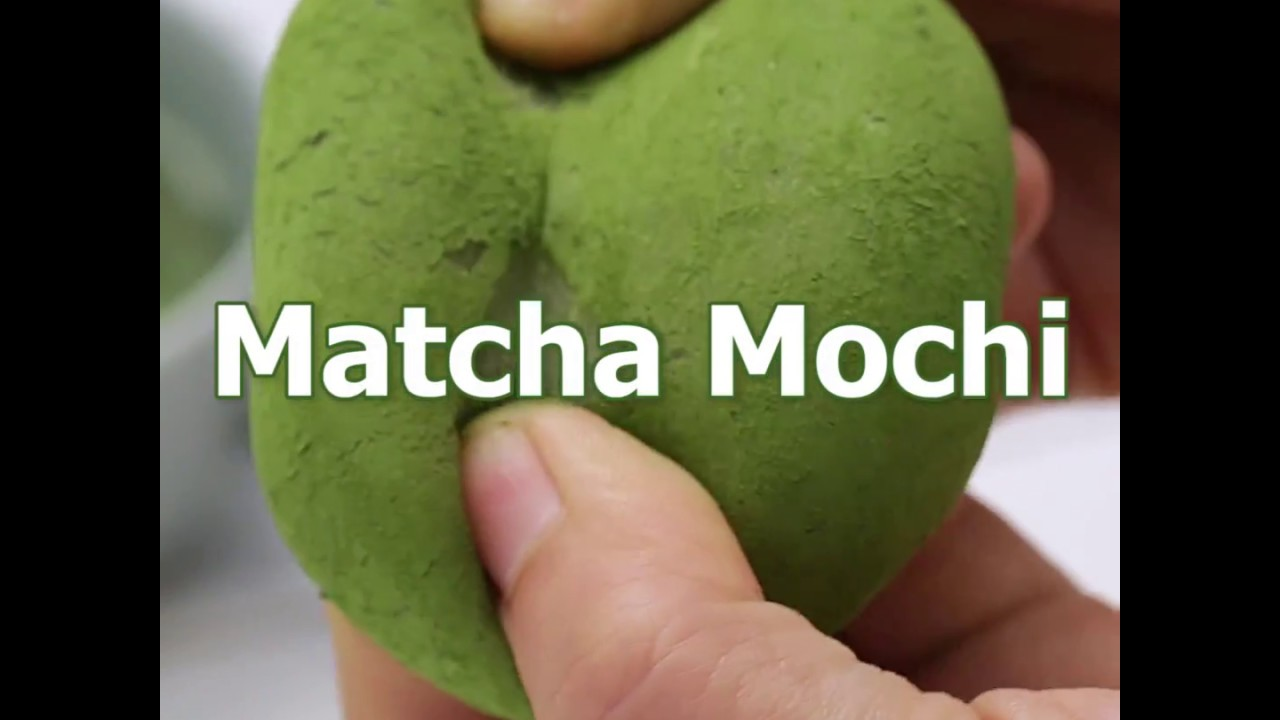 [Cookat Việt Nam] Matcha Mochi