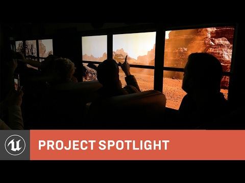 Field Trip to Mars: Framestore's shared VR experience delivered with Unreal Engine 4