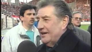 1. FC Kaiserslautern - FC Bayern München Saison 1993/94