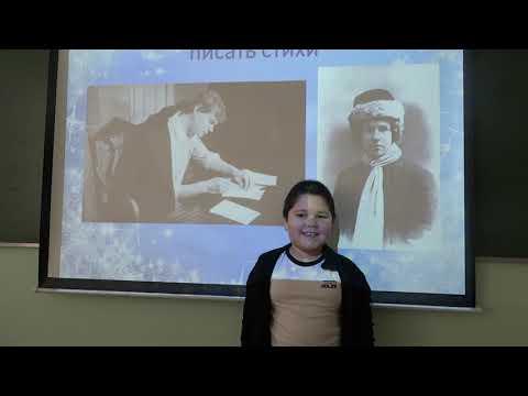 Изображение предпросмотра прочтения – ЕгорГельдиев читает произведение «Черёмуха» С.А.Есенина