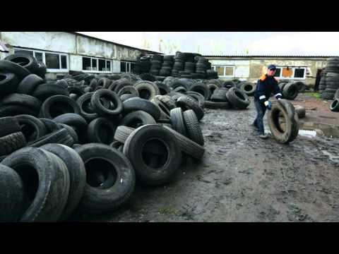 Утилизация изношенных автомобильных покрышек (шин)из YouTube · Длительность: 19 мин55 с