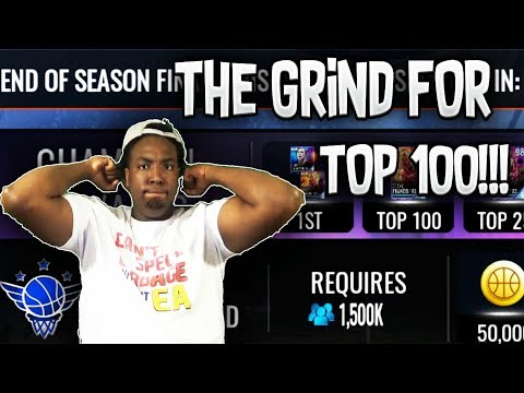 THE NBA LIVE MOBILE 18 STREAMS ARE BACK!!! GRINDING FOR TOP 100 IN SHOWDOWN!!! ROAD TO 50K SUBS