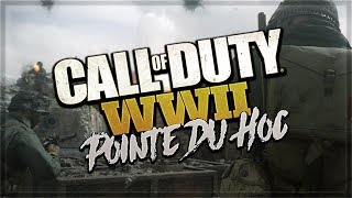Call of Duty WWII – Pointe Du Hoc Multiplayer Map