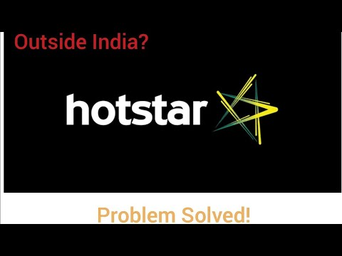 How To Watch Hotstar Free From Outside India