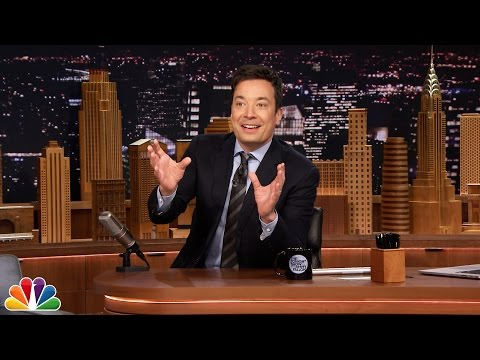 Jimmy Fallon Recaps SNL