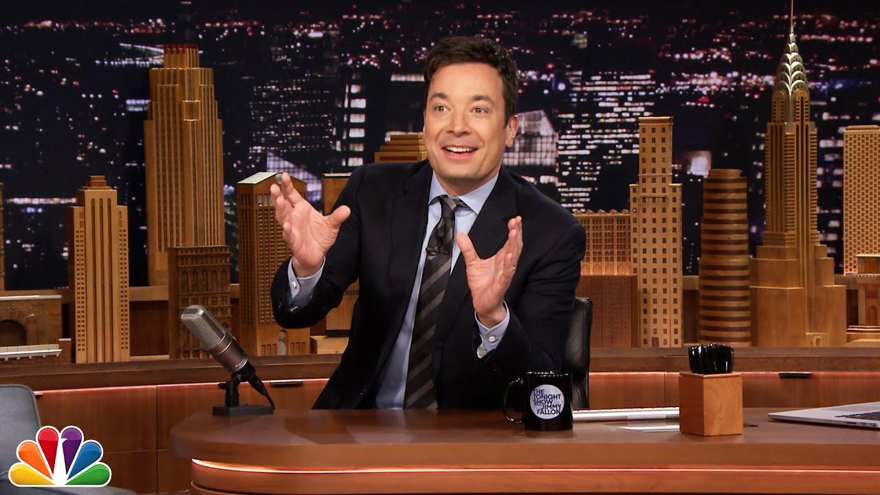 Jimmy Fallon Recaps SNL's 40th Anniversary - YouTube Jimmy Fallon Snl