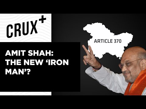 How Amit Shah Executed Modi Govt's Secret Plan to Abrogate Article 370 | CRUX