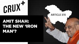 How Amit Shah Executed Modi Govt's Secret Plan to Abrogate Article 370 | CRUX