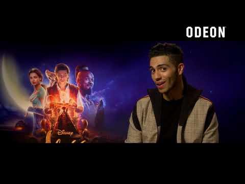 Mena Massoud tells all on Disney's Aladdin | ODEON