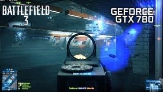 Battlefield 3 Multiplayer | Asus GTX 780 | Ultra Settings | Gameplay