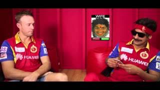 AB De Villiers in IPL