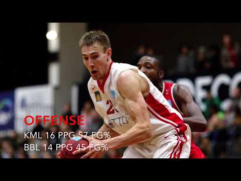 Levi Giese 2017-18 Highlights