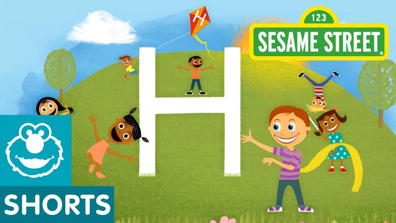 image relating to H&r Block Coupon Printable known as Sesame Road: H is for Healthier