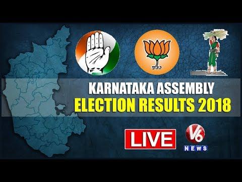 Karnataka Assembly Election Results 2018 - LIVE