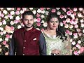 Comedian Siddharth Sagar With Wife Subuhi Joshi At Kapil Sharma Wedding Reception