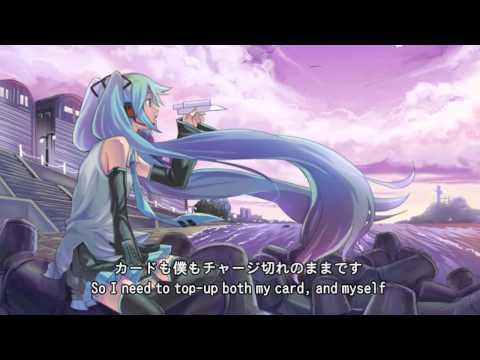 【初音ミクV3】テトラポッドな彼女【オリジナル】 HD高音質Full/[Hatsune Miku V3] Tetrapod [original]