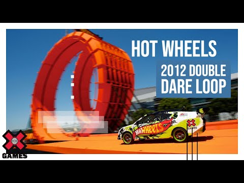 HOT WHEELS: 2012 Double Dare Loop | World of X Games