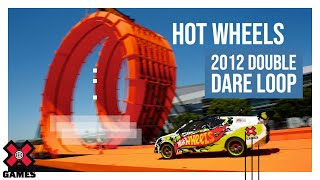 X Games Los Angeles 2012: Hot Wheels Double Dare Loop - ESPN X Games thumbnail