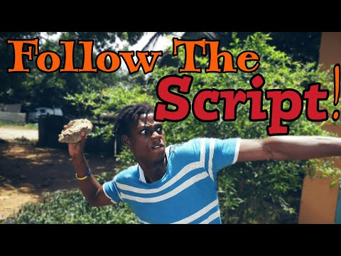 Follow The Script [ Fry Irish Comedy ]