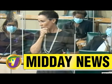 Calls for JLP Senator to Release Emails   Jamaican Political Tit for Tat?   TVJ News