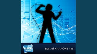 The Ground Beneath Her Feet (Originally Performed by U2) (Karaoke Version)