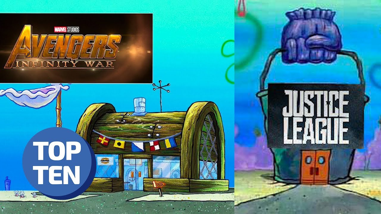 Top 100 krusty krab vs chum bucket memes ultimate funny dank spongebob compilation top 10 daily