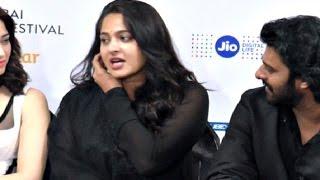 Repeat youtube video HOT Anushka Shetty Full Speech At Bahubali 2 Launch Event