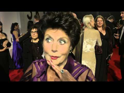 Eunice Gayson Bond Girl   Skyfall World Premiere