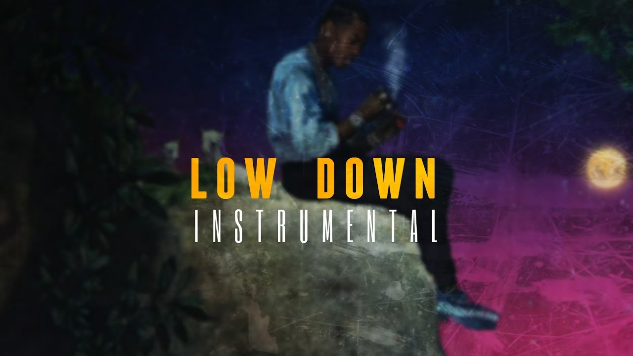 Lil Baby - Low Down [INSTRUMENTAL] | ReProd. by IZM