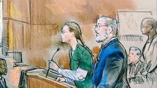 Suspected Russian spy Maria Butina admits to conspiracy