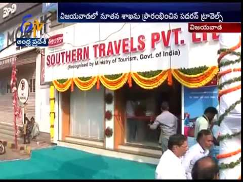Southern Travels's New Branch Launched in Vijayawada