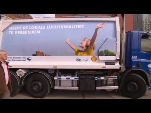 Shell GTL Fuel launched on Dutch market
