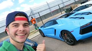 DREAM CAR ADVENTURE WITH NADESHOT AND ALI-A!