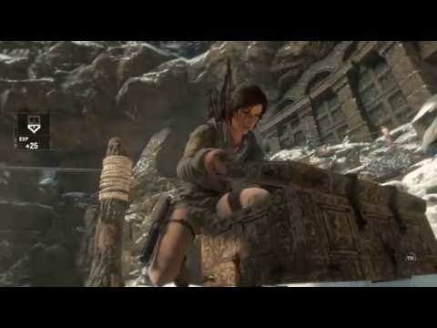 Rise of the Tomb Raider: En busca del abuelo #16