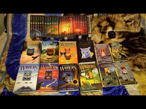 Warriors Collection - 39 New Books! (Super Edition, Series, New Art, Manga, etc.)